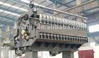 Hydraulic head box/Paper machinery