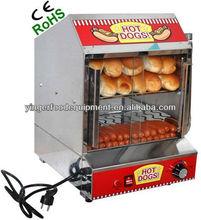 Hot Dog Steamer CE Apporved
