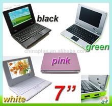 "7"" VIA8880 Android 4.2 Wifi 512M/1G RAM 4GB Flash 1.2GHz CPU webcam 7inch mini laptop"