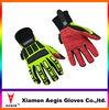 OEM High Quality Work Mechanic Gloves Shockproof Cheap Work Gloves