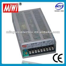 S-201-24 dc regulated power supply,220v 24v power supply,variable dc power supply