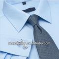 2013 homens novos twilled formal de manga comprida de uniforme camisas de vestido com punhos franceses