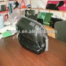 Vacuum forming portable plastic suitcase shell cover,draw bar box plastic shell