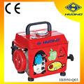 500w génératrice à essence portable, simple cylindre 2 course. moteur à essence