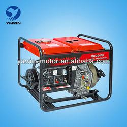 3kw air cooled diesel generator set