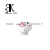 High quality zinc alloy ceramic knobs