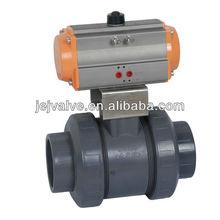 Good After-sale service PVC Electric Actuator Ball Valve
