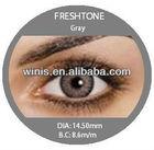Freshtone tri color contact lens lentes de contactos de colores