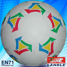 size 3 rubber inner foot ball