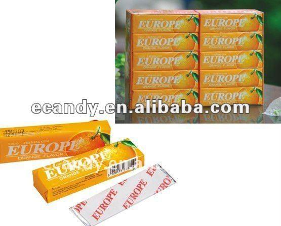 2014 stick chewing gum