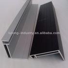 aluminium frames of photovoltaic modules