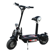 500W 48V Brushless Electric Scooter