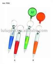 LU-7041 mountaineer chain ball pen