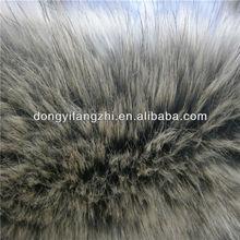 Fashion 80% Acrylic Long Hair fabric velvet