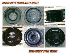 various steel wheel rims