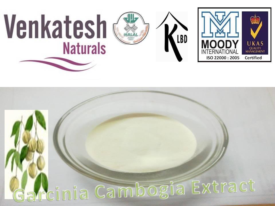 NutraBio Supplement Facts - HCA (Garcinia Cambogia) Vegetable Capsules