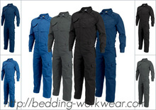 safety coverall, workwear overall,