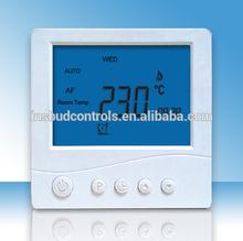 Digital floor heating thermostat