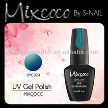 2015 professional Soak Off gel nails ipure,Soak off Gel UV,wholesale Nail gel
