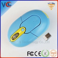 Hot Selling VMW-118 computer 4d usb cordless optical mouse with nano receiver