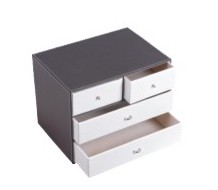Leather Desk Drawer Organizers