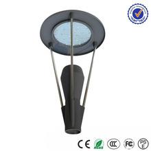 30W IP65 High-tech Yard Use Solar LED Garden Light With cast iron lamp post