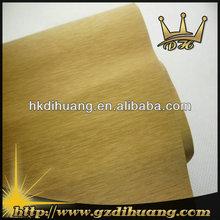 Hot Selling Golden PVC Foil Brushed Film For Car Body Color Change Sticker