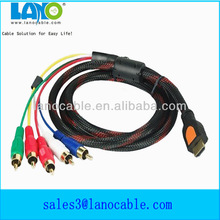 High quality hdmi to 5.1 rca manufacturer