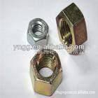 China supplier Fastener Galvanized Hex Nut