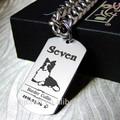 علامة الكلب مخصص بالجملة اسم حيوان أليف به للكلاب، الكلب سمة