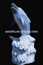 De gran tamaño de la piedra natural de la escultura de los animales, escultura en piedra africano