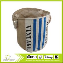 Folding Household Laundry Basket
