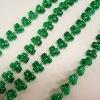 Shamrock Beads (St.Patrick's necklace)