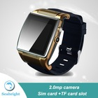 latest bluetooth wrist watch mobile phone for Samsung Galaxy Gear with sim card slot