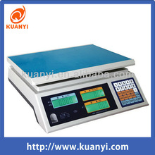 30KG ACS Electronic Price Computing Scale