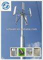 2015 Lowesr rpm! Richuan éolienne à axe Vertical système permanent magenetic générateur de la maison et le bureau 2kw vent générateur