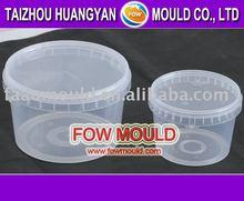 OEM custom IML round packs mould maker