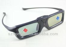 Light Weight Cheap Universal 3D Active Shutter Glasses for Theater
