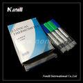 axila de mercurio de vidrio termómetro clínico