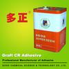 graft adhesive for shoe making