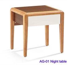 Modern wooden bedside table furniture AG-01