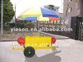 Mobile carrinho de cachorro quente para a venda/vending carros/alimentos móvel do carro