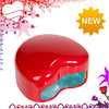 CE Approval 3W/6W/9W Heart Shaped LED Nail Lamp Curing LED Gel Nail Dryer Machine (ZS-LED003)