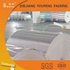 Gold/Sliver aluminum foil paper 1235-0 packing material/6.5mic/7mic foil