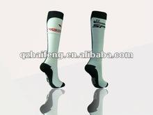 2015 Wholesale Custom logo Men's Coolmax Ski Socks
