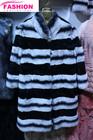 2014 European New Style Rex Rabbit Fur Coats/Long Section Women Coats/fur coat