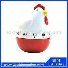 Chickens model chicken kitchen timer