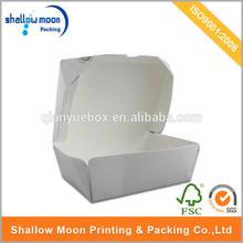 good quality food grade cardboard box packaging,cardboard bento lunch box