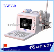 Full-digital portable ultrasound machine +10inch CRT+80 element DW330