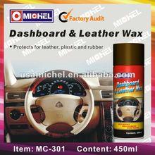 MICHEL DASHBOARD CLEANER WAX , COCKPIT FRESH SHINE REFRESH